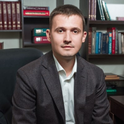 Pavlo Batishchev, CEO of Patent Attorneys of Ukraine Vulikh and Vulikh