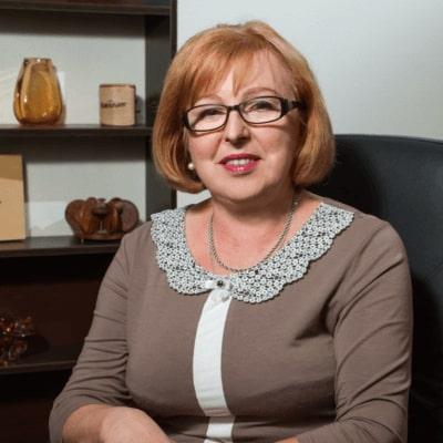 Olga Kononenko, Specialist in Trademarks