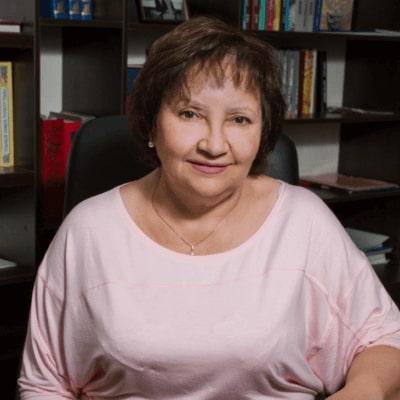 Marina Molchanova,  Secretary