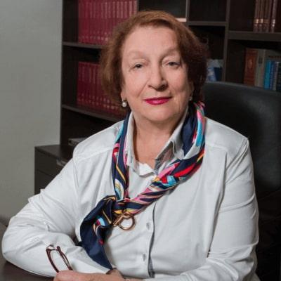 Marina Vulikh, Founder and Managing Partner of Ukrainian Patent Attorneys Vulikh and Vulikh
