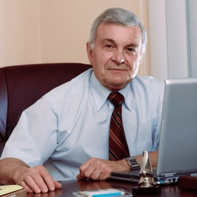 Alexander Vulikh, Founder and Senior Partner of Ukrainian Patent Attorneys Vulikh and Vulikh