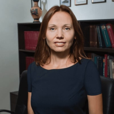 Elena Volodko, Accountant Manager