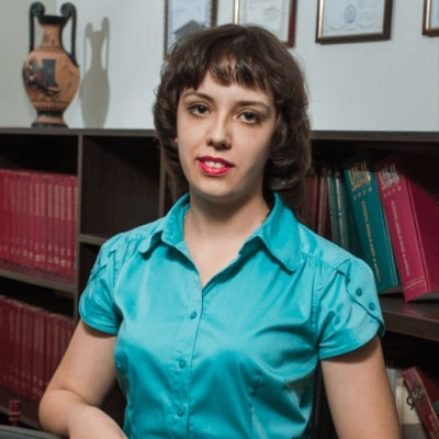 Elina Savchuk, Specialist in Patents